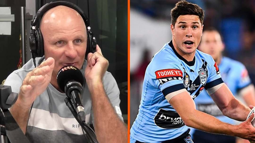 Article heading image for Eels Legend Peter Sterling Goes OFF Over Mitchell Moses Origin Criticism
