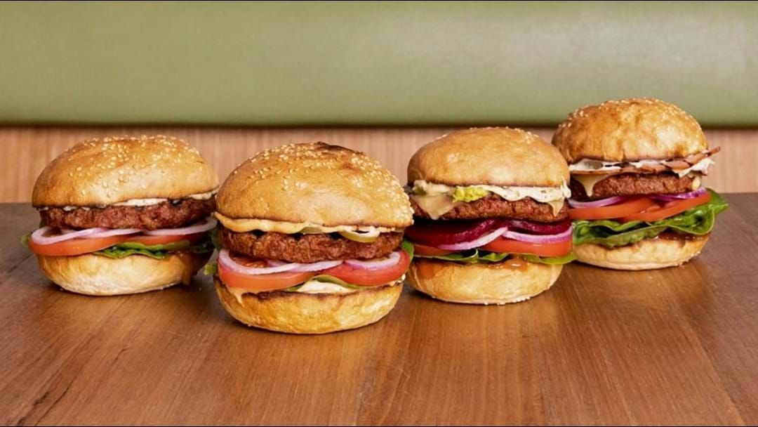 Article heading image for Call Your Veggie Mate: Grill'd Is Going Completely Meat-Free Today