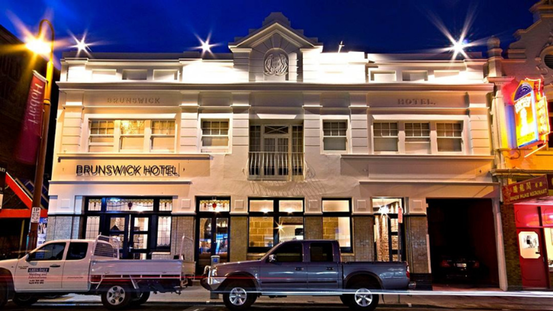 Article heading image for Hobart's Liverpool Street Reopens To Pedestrians Only After Brunswick Hotel Fire