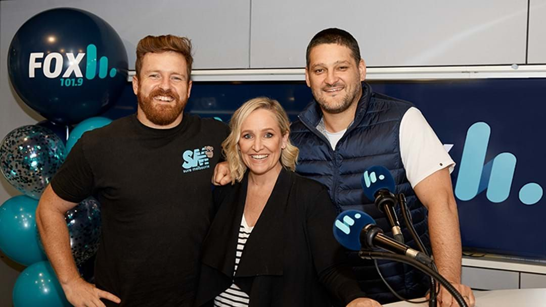 Article heading image for Comedy Powerhouse Nick Cody To Join The Fox Breakfast With Fifi Box And Brendan Fevola In 2021