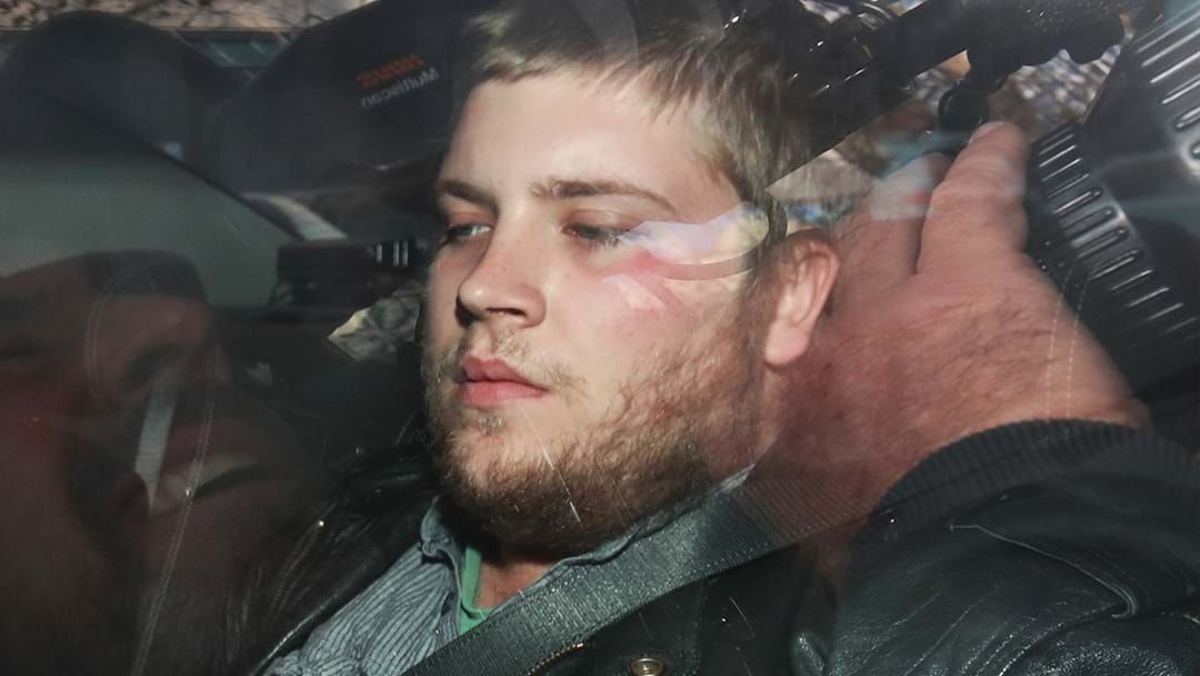 Article heading image for Eurydice Dixon Killer Jaymes Todd Sentenced To Life In Prison