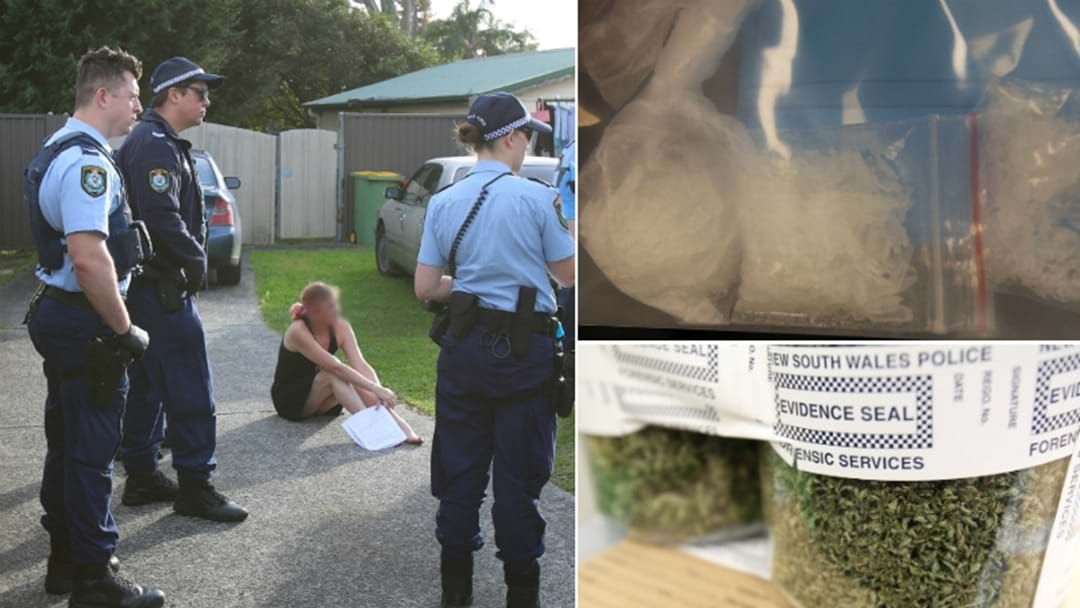 Article heading image for WATCH: Major Drug Raids Across The Central Coast