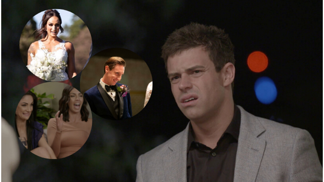 Article heading image for MAFS Michael Slams The 'Biggest Liar' On The Show