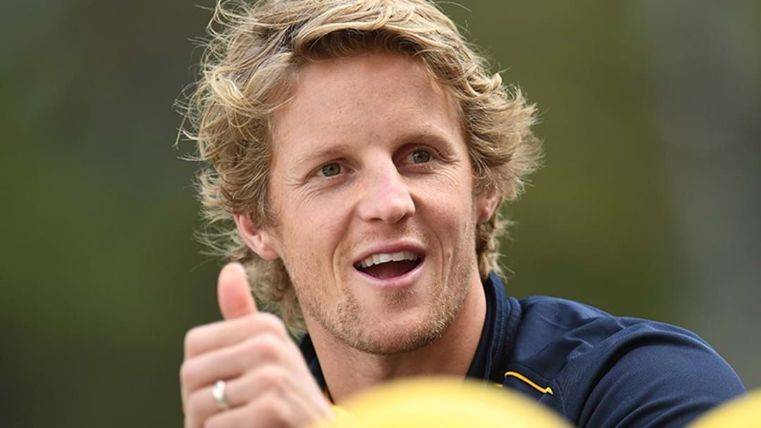 Article heading image for Rory Sloane Says He WILL Play Again This Year