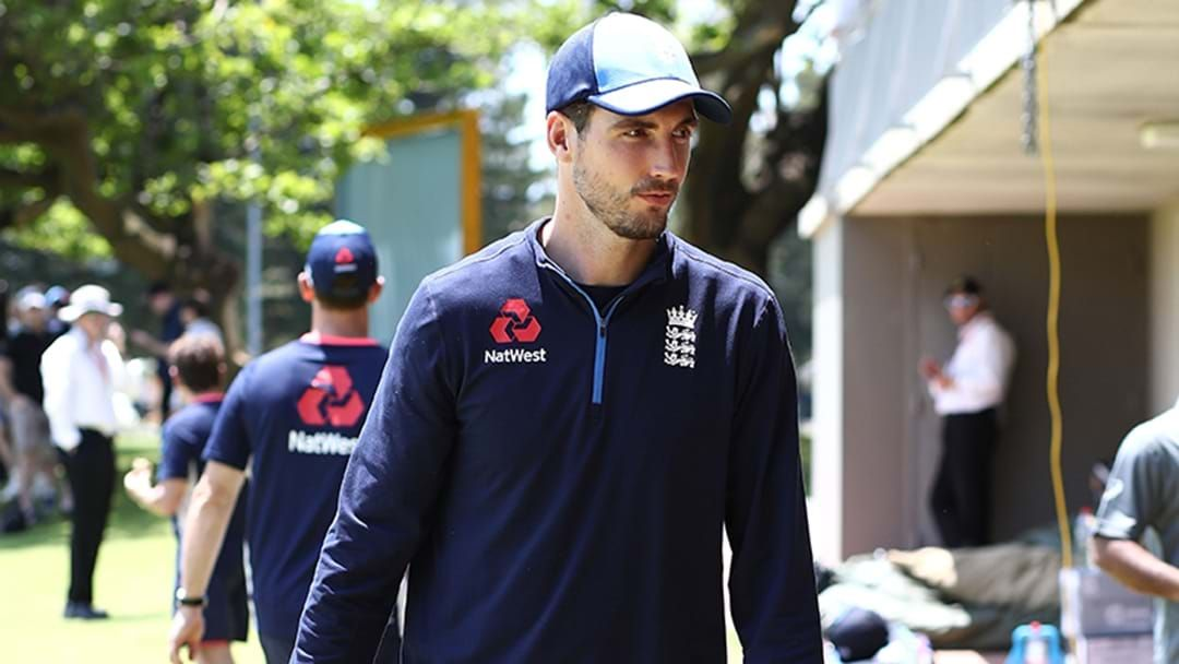 Article heading image for England Quick Steven Finn Ruled Out Of Entire Ashes Series