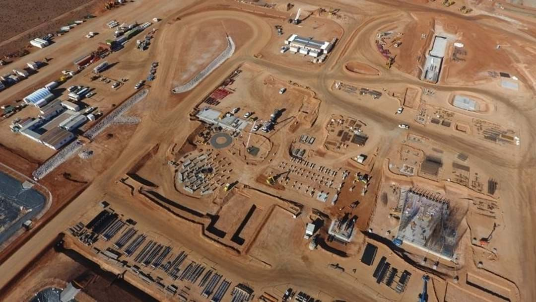 Article heading image for South Australian Mine Worker Tests Positive To Covid-19