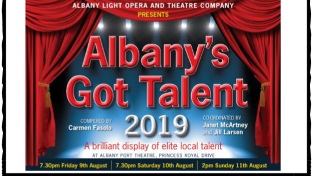 Article heading image for Albany's Got Talent 2019