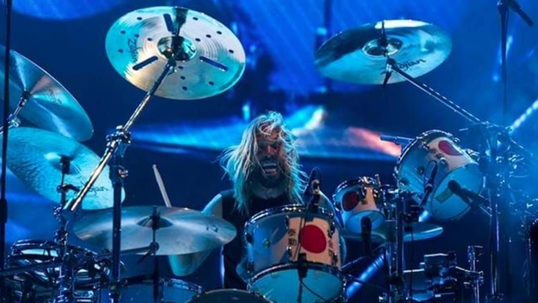 Article heading image for Taylor Hawkins On 25 Years Of Foo Fighters, His Bromance With Dave Grohl And Going Stir Crazy