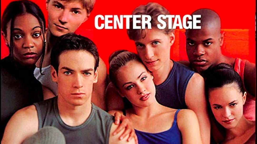Article heading image for The Greatest Dance Movie Of All Time 'Center Stage' Is Coming To Netflix