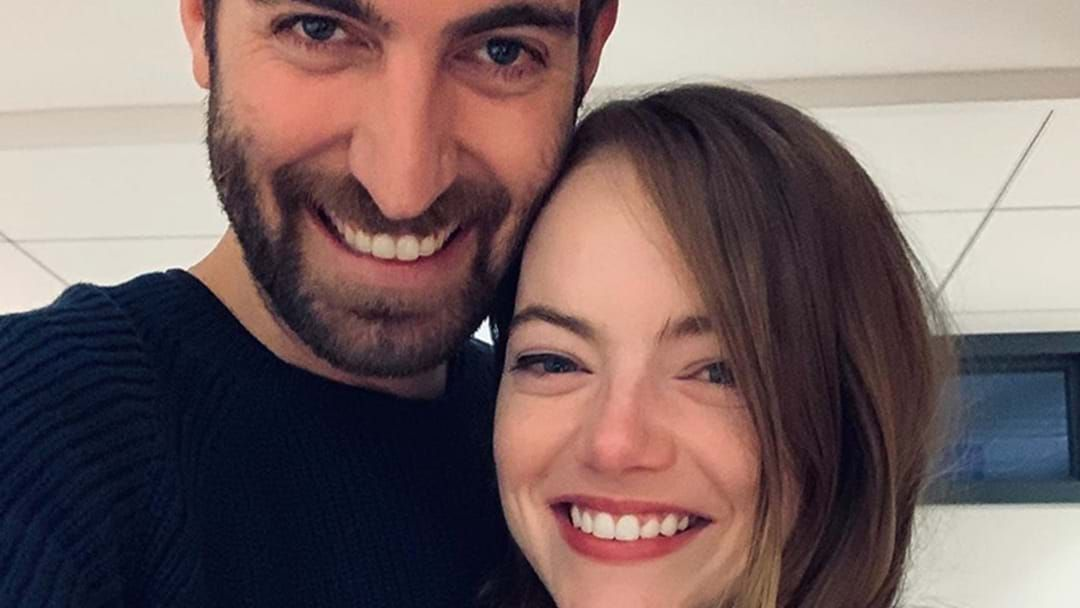 Article heading image for Emma Stone & Husband, Dave McCary Are Expecting Their First Child!