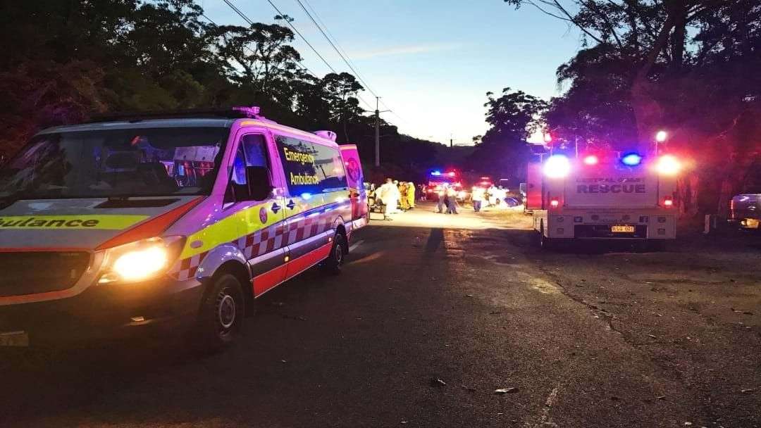 Article heading image for Five Hospitalised After 4WD Rolls At Tumbi Umbi