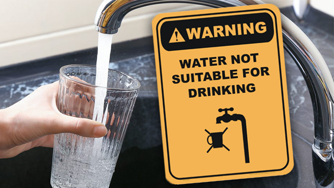 Article heading image for WARNING: 88 Melbourne Suburbs Are Being Advised To Boil Their Water Before Using It!