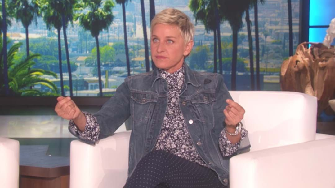 Article heading image for Ellen DeGeneres Addresses Allegations Of A Toxic Work Culture In A Letter To Her Staff
