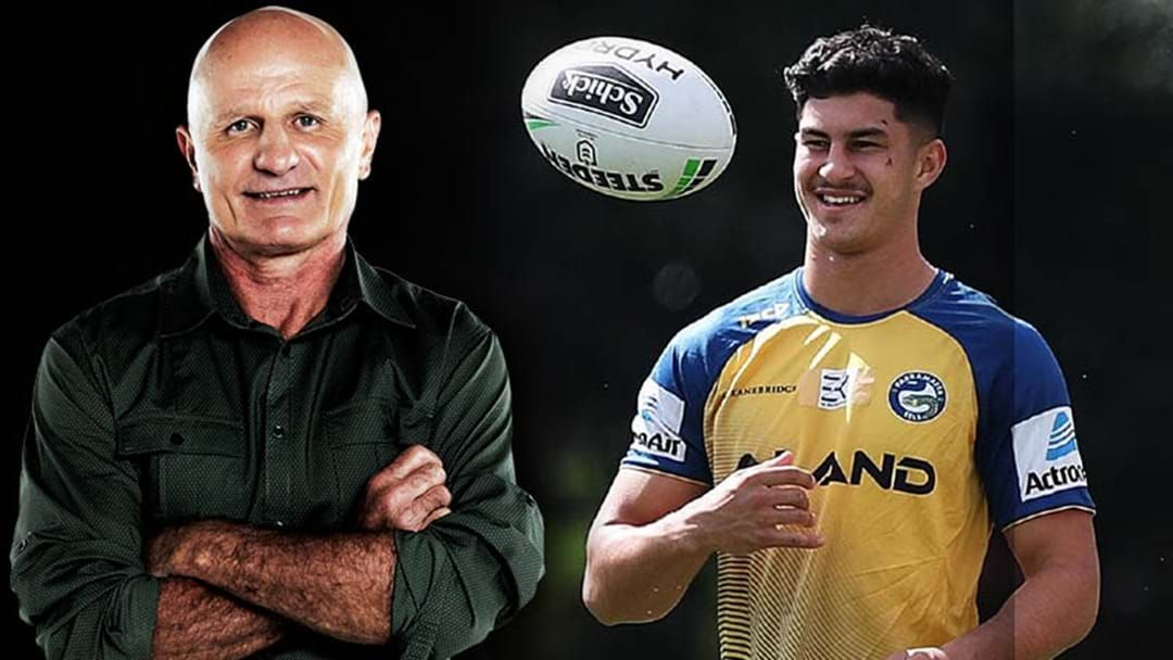 "Article heading image for Eels Great Peter Sterling Hits Back At Dylan Brown's ""Fishing"" Comment"