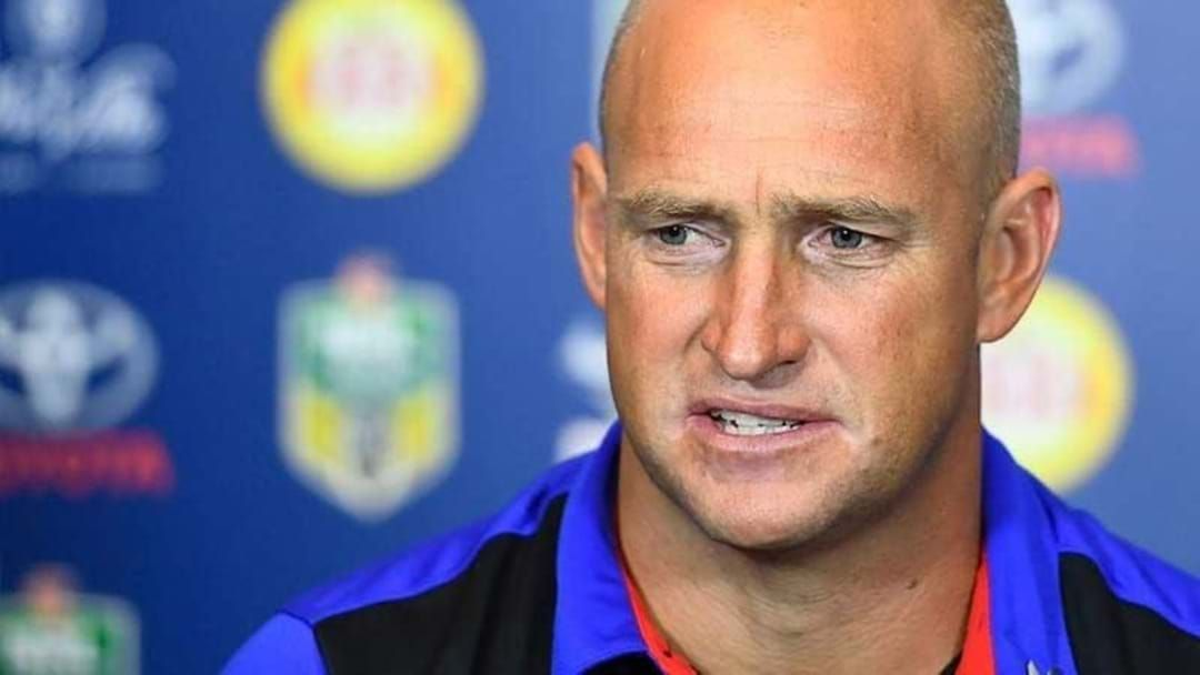 Article heading image for Knights Coach Nathan Brown To Step Down