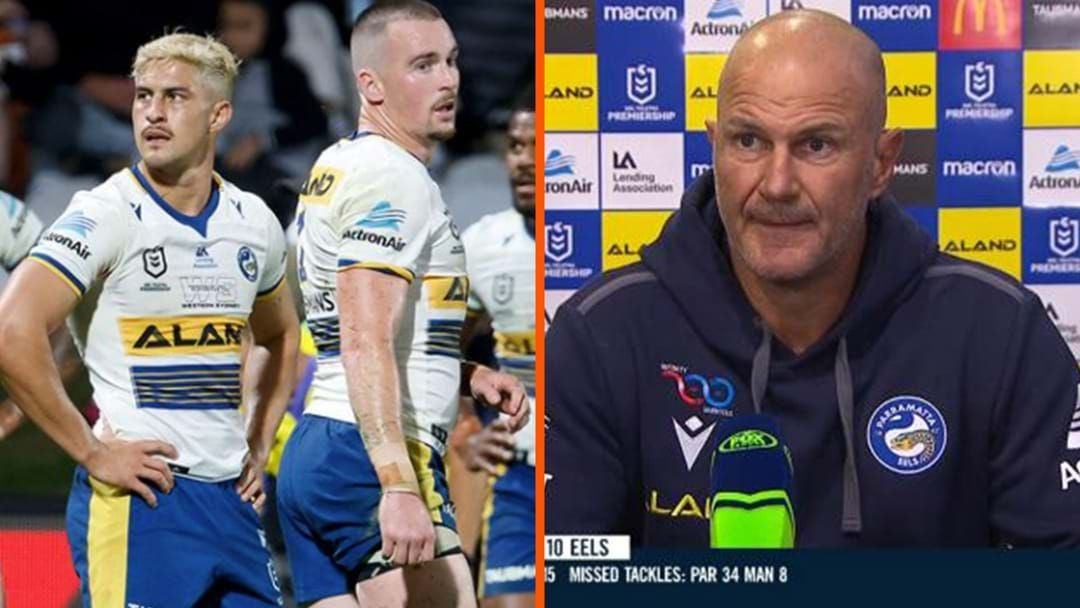 Article heading image for What's The Matter Parramatta? Sunday Sin-Bin Weigh In On The Eels' Form Slump, Roster Management & Arthur's Future