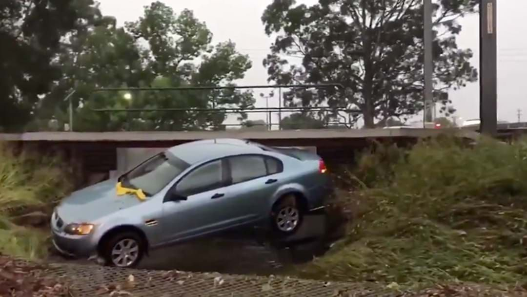 Article heading image for The Morning After: Last Night's Storm Absolutely Battered Sydney