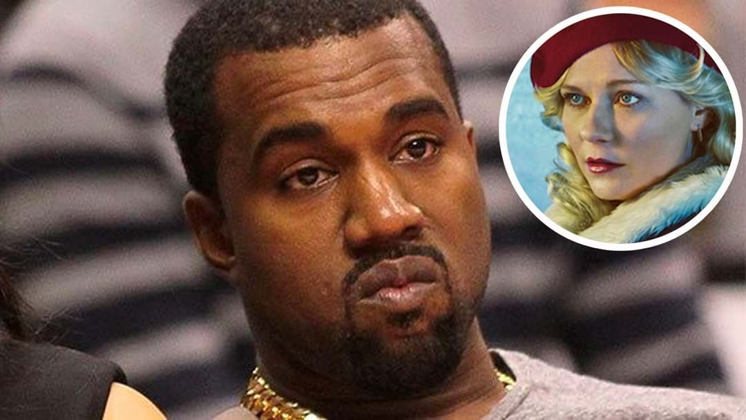 Article heading image for Kirsten Dunst Is Pissed At Kanye And Here's Why