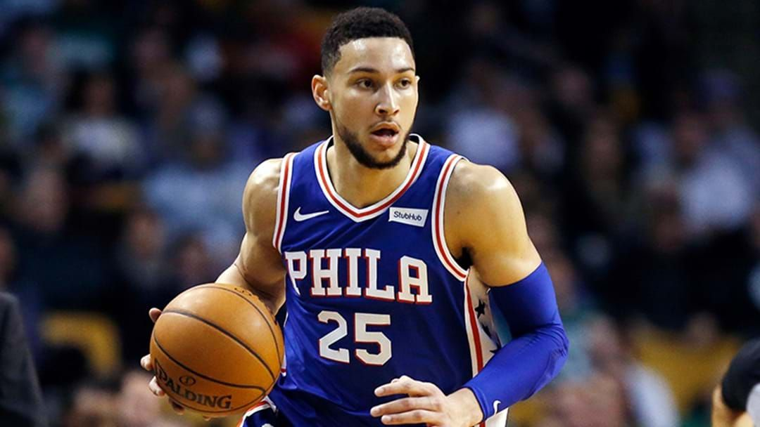 Article heading image for Ben Simmons Brings Out His Inner-Aussie With Scathing Spray At Opponent