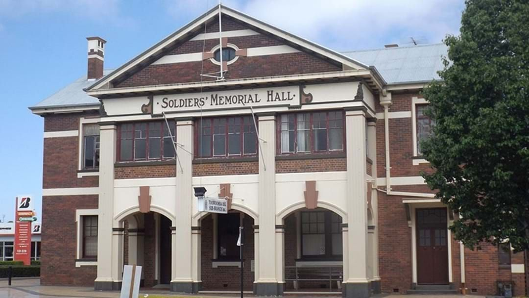 Article heading image for Soldiers' Memorial Hall Set for Major Upgrade