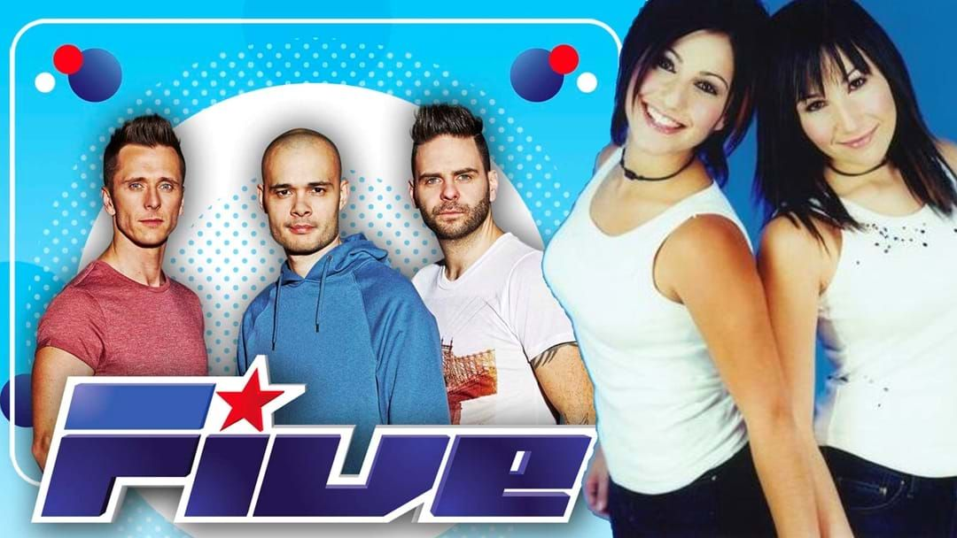 Article heading image for UK Boyband 5IVE And Legendary Aussie Girl Group Sister2Sister Are Going On Tour