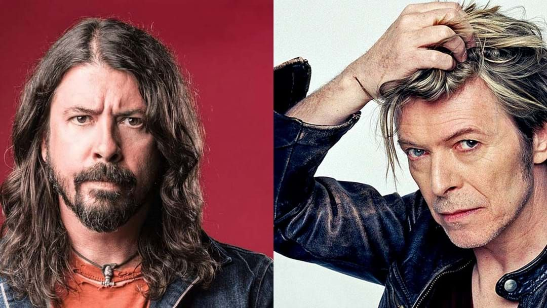 Article heading image for Dave Grohl Shares The Time David Bowie Sent Him An Email Telling Him Where To Go