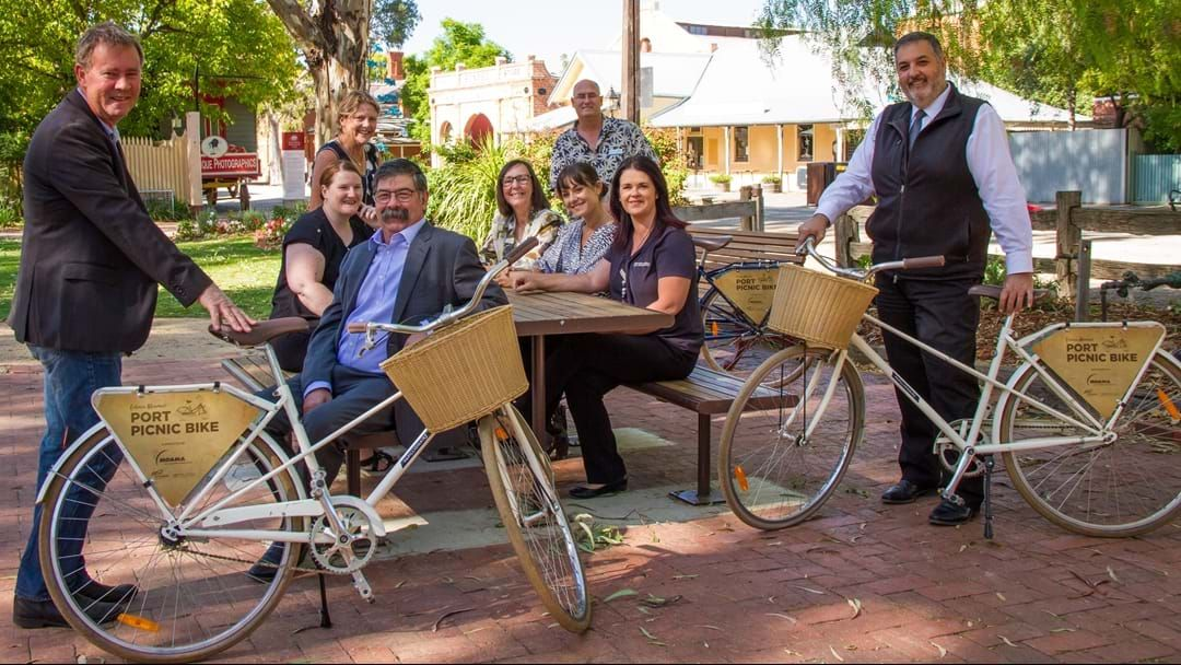 Article heading image for Get On Ya Bike In Echuca