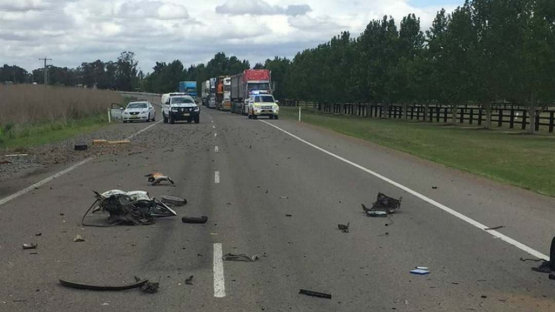 Article heading image for Ute Driver Killed In Hunter Valley Crash