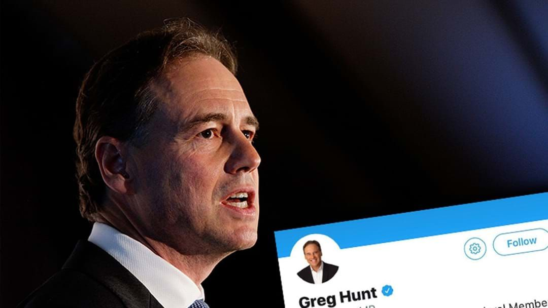 Article heading image for A Federal MP's Official Twitter Account Liked A Hardcore Porn Tweet At 5am