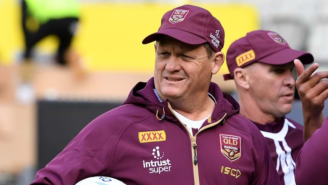 "Article heading image for ""One Solid Game Away"": The Maroons Set For Shock Utility Selection"