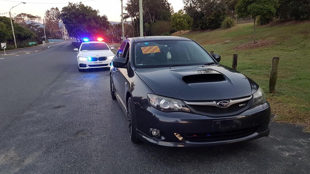 Article heading image for COFFS HARBOUR: Driver Allegedly Caught More Than Double Speed Limit
