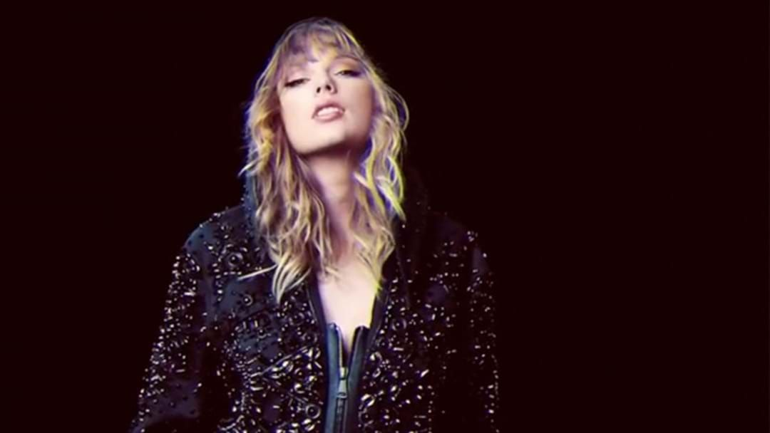 Article heading image for Taylor Swift Announces She's Headlining Glastonbury
