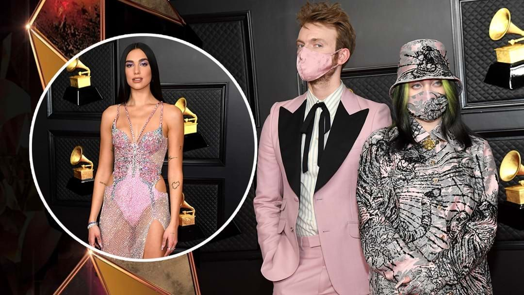 Article heading image for Check Out The Hottest Red Carpet Looks From This Year's Grammy Awards