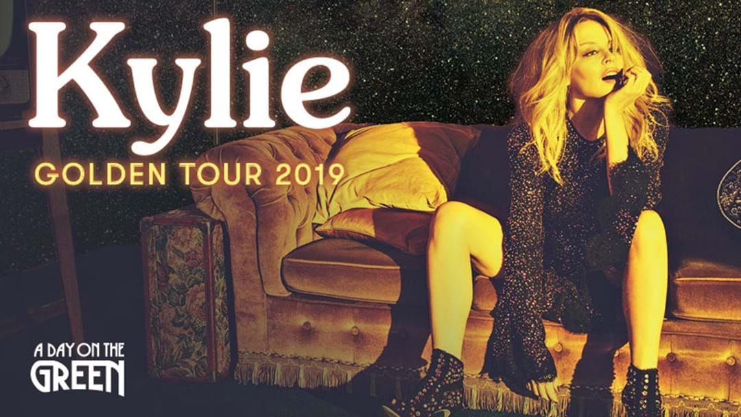 Article heading image for Triple M Presents A Day On The Green with Kylie Minogue