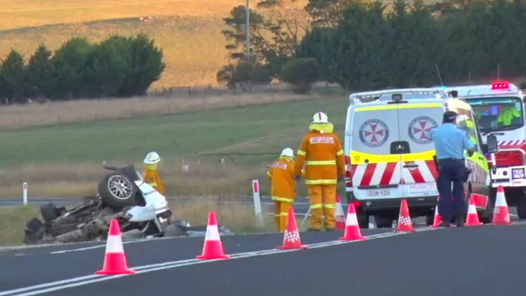 Article heading image for Driver Charged After Fatal Crash at Blayney