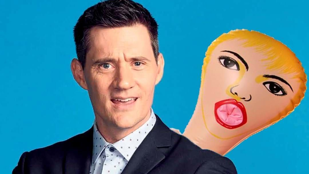 Article heading image for Ed Kavalee Opens Up About Having To Do Sex Scenes In Tv And Theatre!