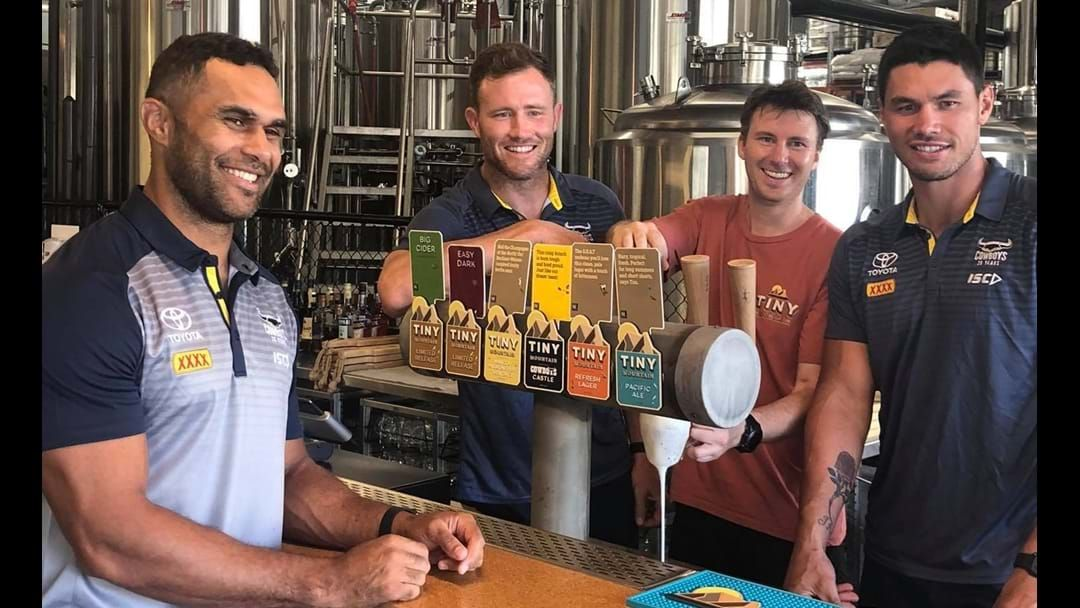 Article heading image for Say Cheers With The New 'Cowboys' Beer Around Townsville