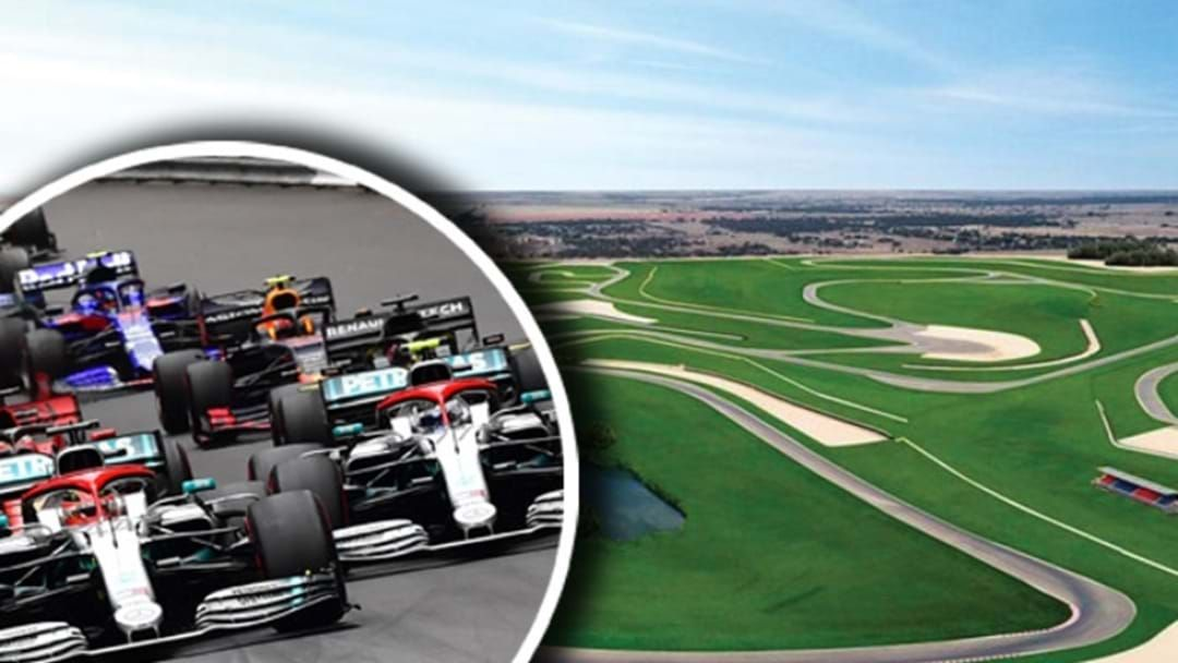 Article heading image for The Bend Motorsport Park Offered As A Quarantine Bubble To Host F1