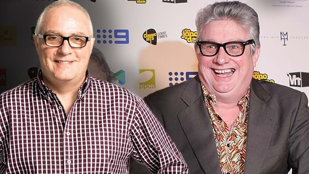 """Article heading image for """"Just The Sweetest Guy"""": Lee Simon Pays Tribute To 'Greedy' Smith"""
