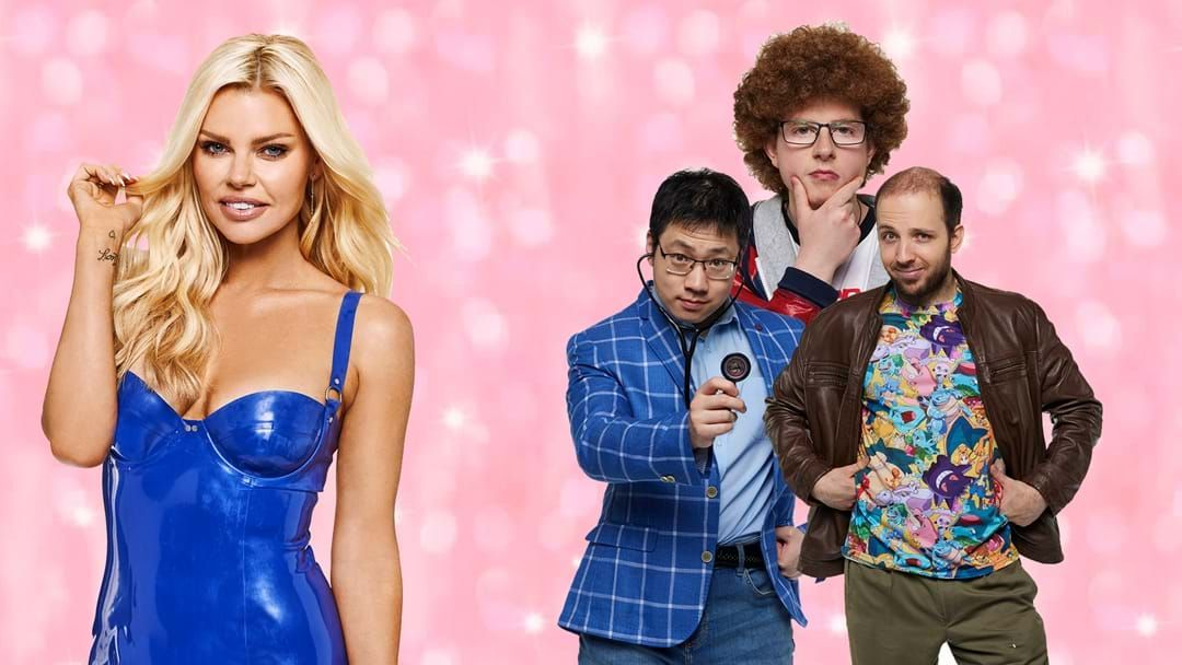 Article heading image for Sophie Monk Reveals She Geeks Out Over One Nerdy Thing