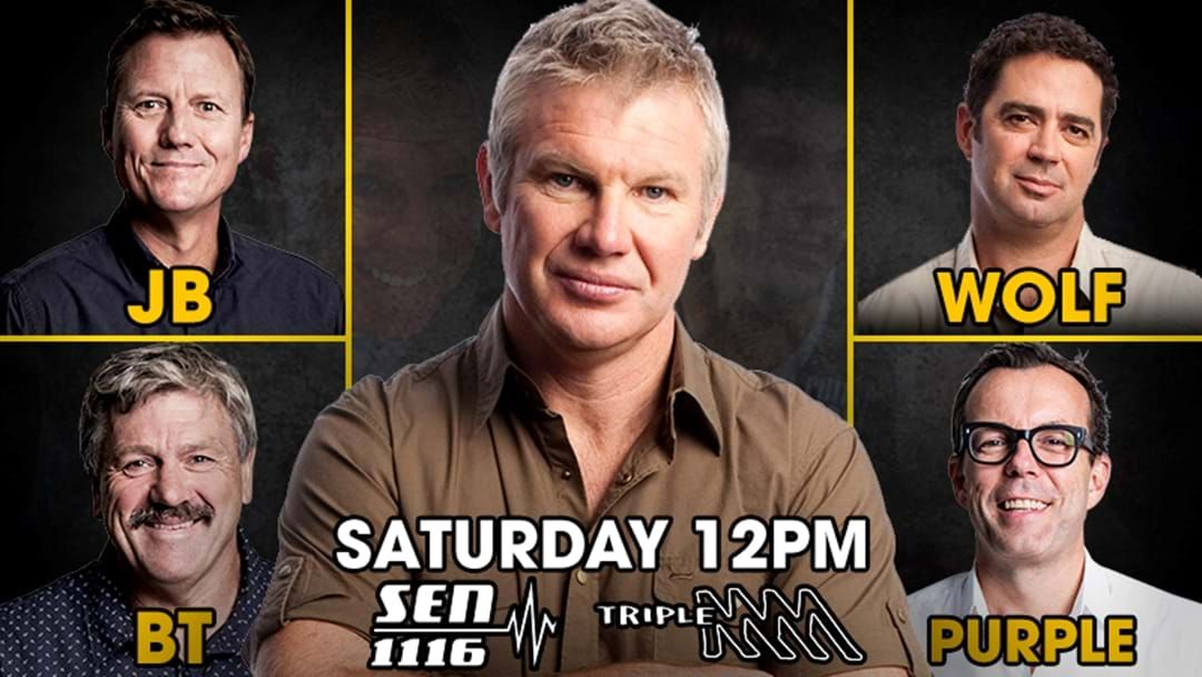 Article heading image for  Triple M & 1116 SEN Unite In Tribute To Danny Frawley