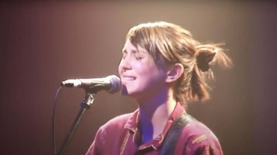Article heading image for Amy Shark Gets Real About Her Emotional New Self-Titled Track
