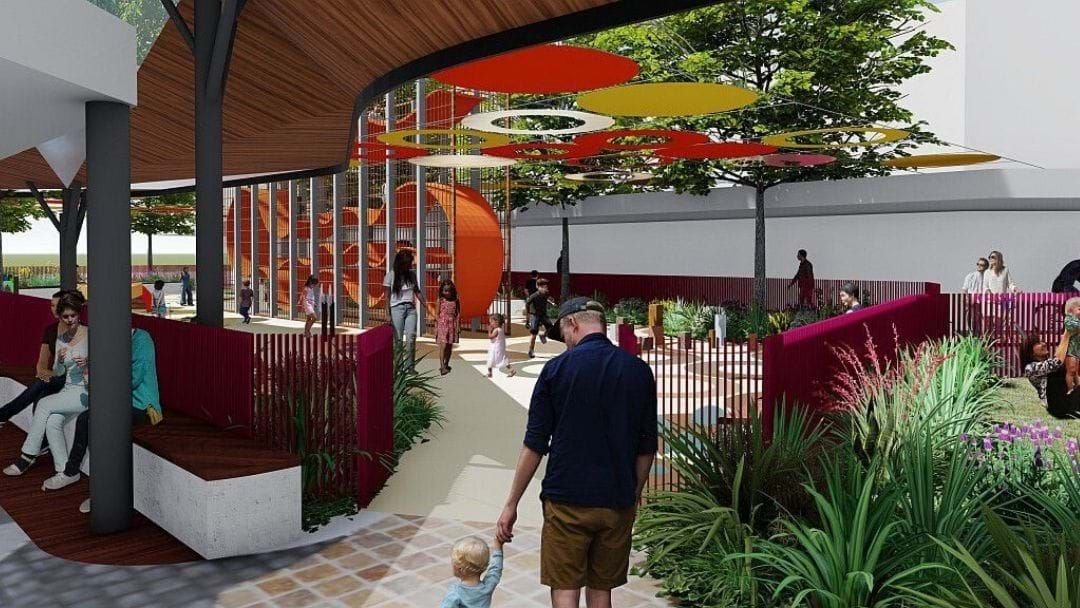 Article heading image for The Refined Maude Street Mall Concept Is Now Available For Viewing!