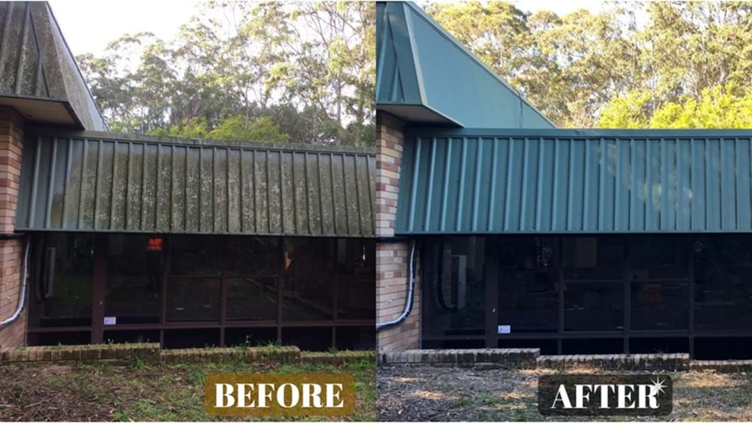 Article heading image for Check Out These Before & After Pics Of Our Building Cleaning!
