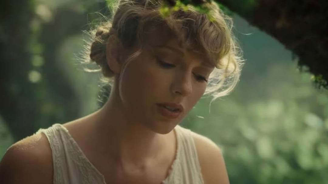 Article heading image for Taylor Swift Drops The Emotional Video For Her New Song 'Cardigan'