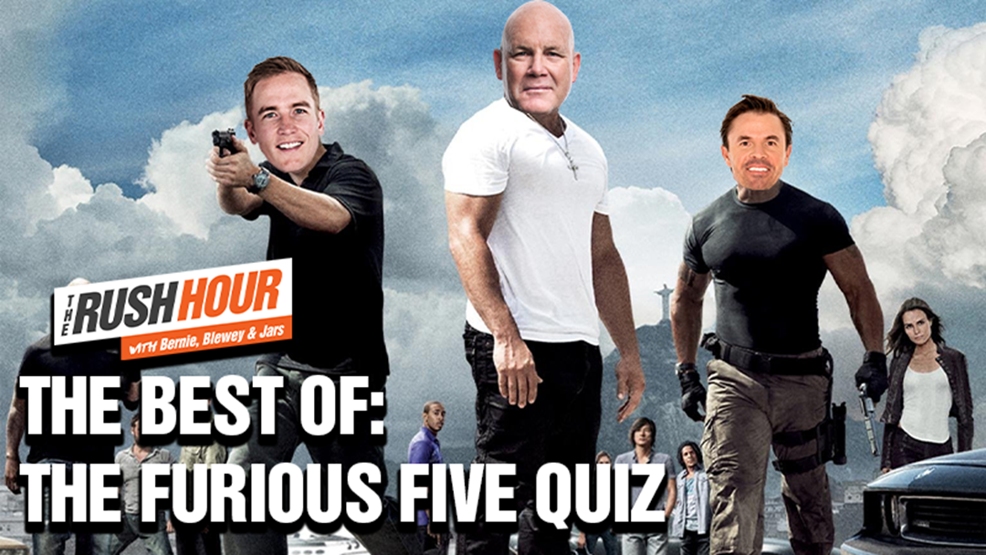 Article heading image for THE BEST OF: The Furious 5 Quiz - March Edition