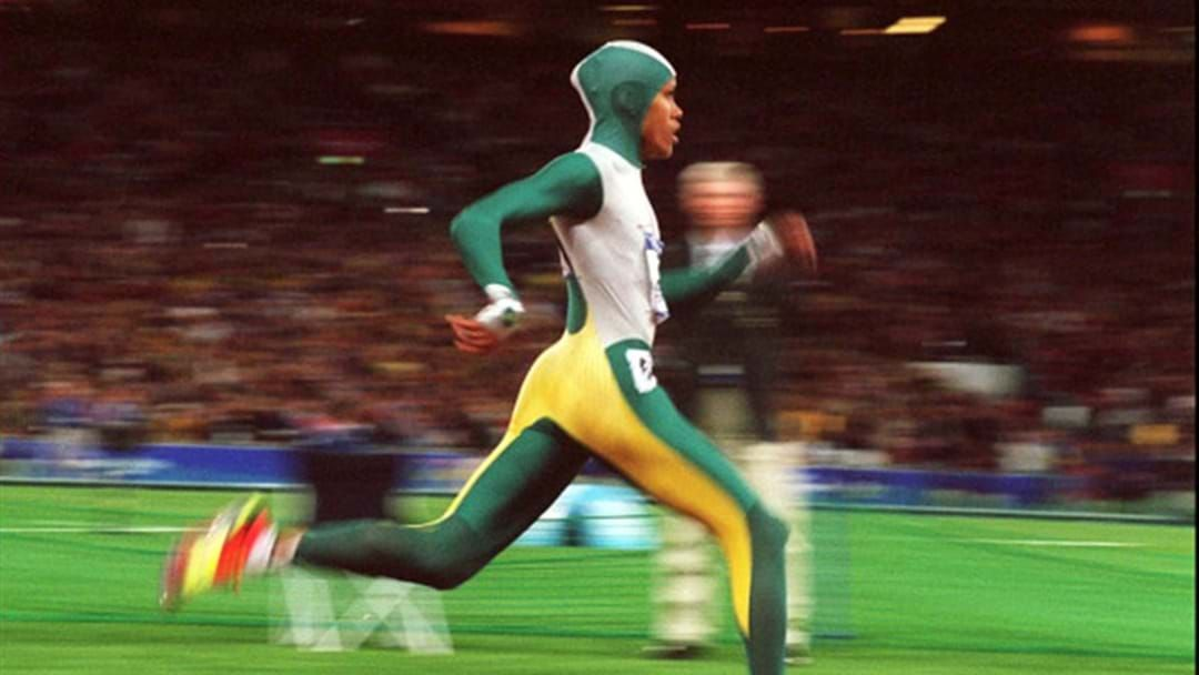 Article heading image for Wendell Sailor Recalls Being In The Stadium To Watch His School-Friend Cathy Freeman Win Gold