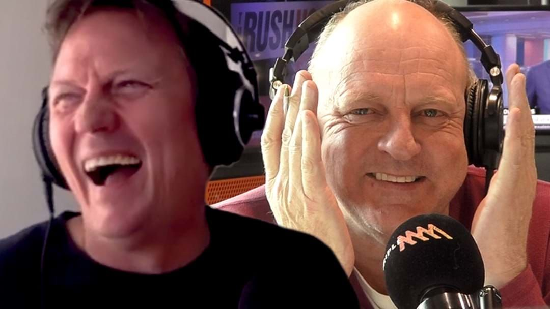Article heading image for Billy Brownless Tells His Worst Joke Of The Year