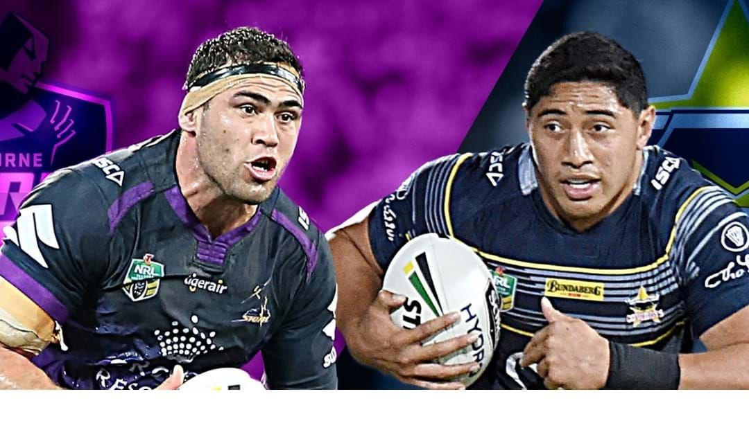Article heading image for Nth QLD Toyota Cowboys vs Melbourne Storm Trial Match