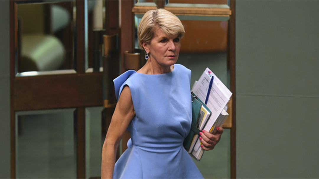 Article heading image for Julie Bishop Has Announced Her Retirement From Politics